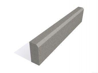 Купить бордюрный камень из бетона бетон x