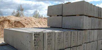 Блоки фундаментные Москва